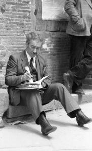 Odilio Goretti, Anghiari, Maggio 1978
