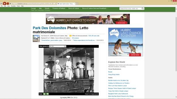 pubblicita' trovata nell'imternet