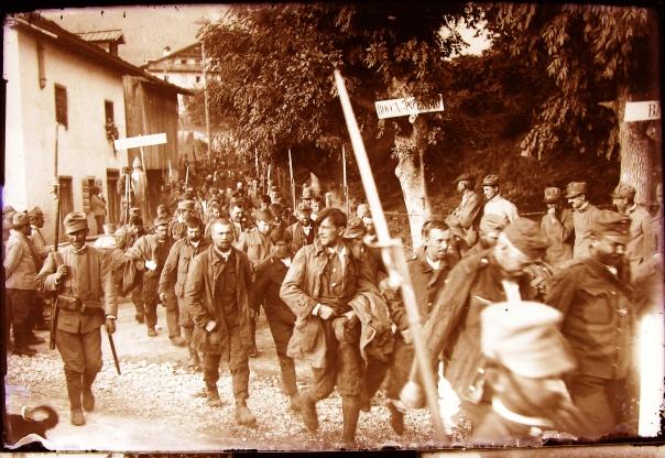 I prigionieri austriaci